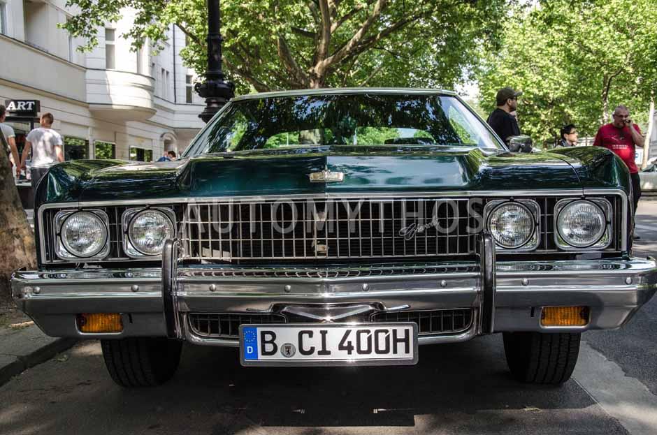 Automythos | Classic Days Berlin 2013 | Chevrolet Caprice