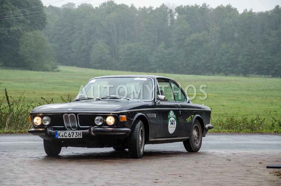 Automythos | 6. Hamburg Berlin Klassik Rallye 2013 | 141 | Georg Esterhues & Christian Plagemann | BMW 3.0 CSi E9 Coupé