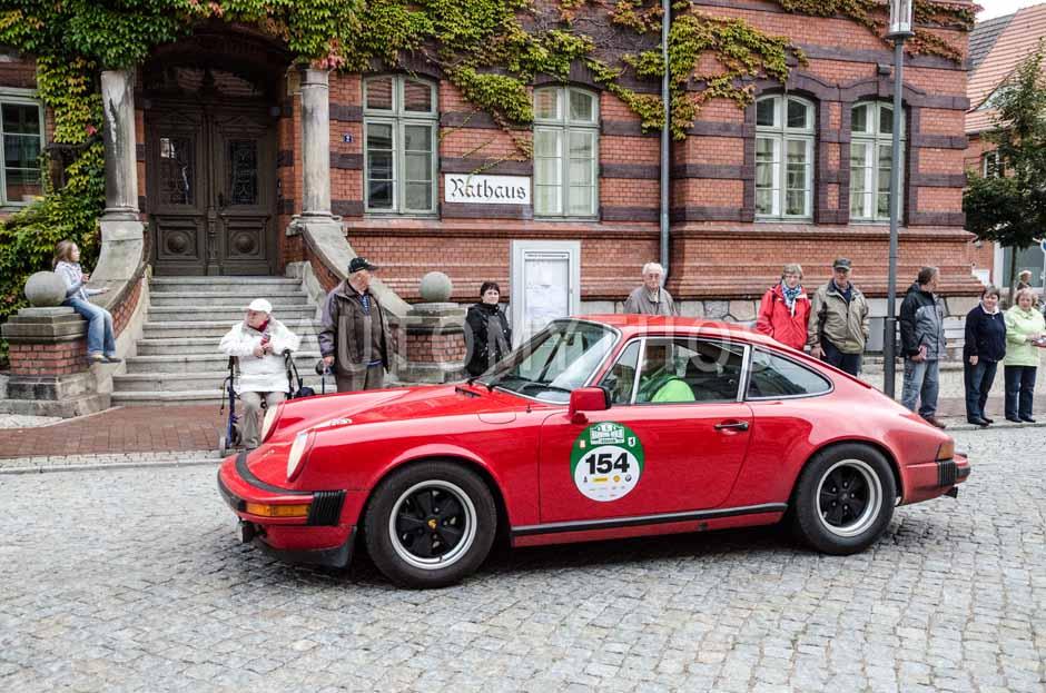 Automythos | 6. Hamburg Berlin Klassik Rallye 2013 | 154 | Holger Harmsen & Heike Berger | Porsche 911 SC