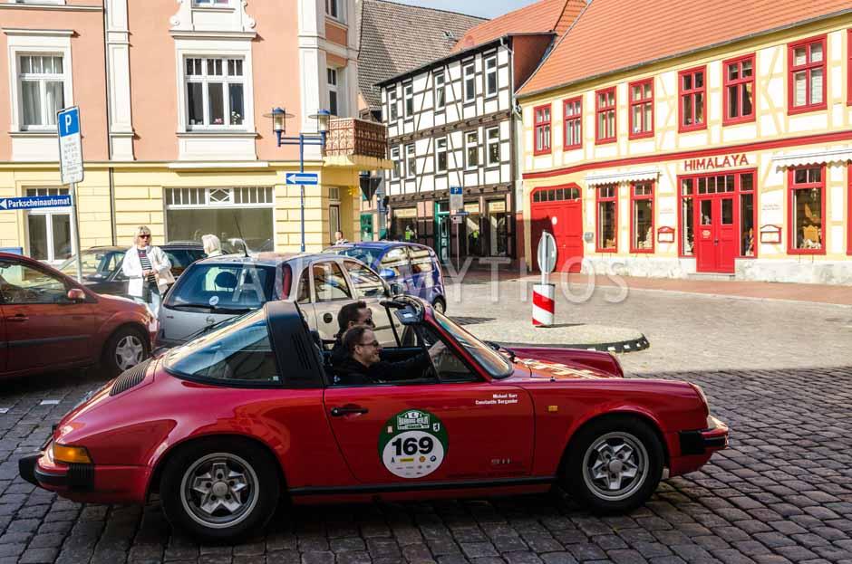 Automythos | 6. Hamburg Berlin Klassik Rallye 2013 | 169 | Konstantin Bergander & Michael Kurr | Porsche 911 SC 3.0