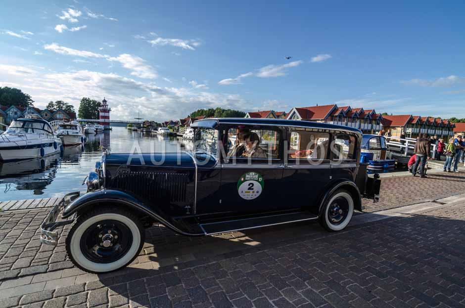 Automythos | 6. Hamburg Berlin Klassik Rallye 2013 | 2 | Peter Sudeck & Ursula Sudeck | Skoda 645