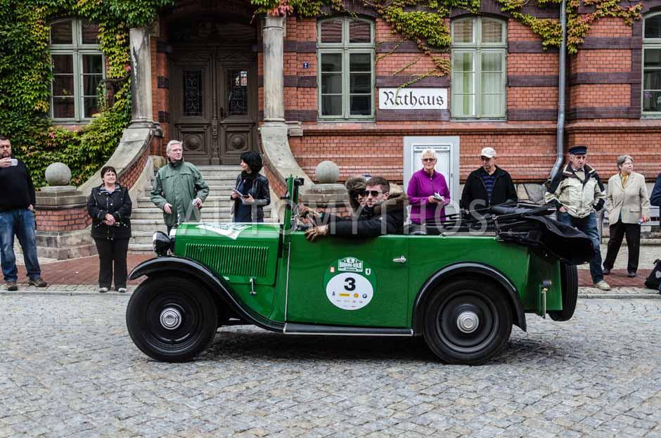 Automythos | 6. Hamburg Berlin Klassik Rallye 2013 | 3 | Alexander Haller & Lukas Lechler | BMW 3/20 AM4