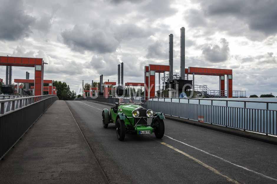 Automythos | 6. Hamburg Berlin Klassik Rallye 2013 | 4 | Ralf Klaus & Hans Georg Ahrens | Talbot AV 90 Open Tourer
