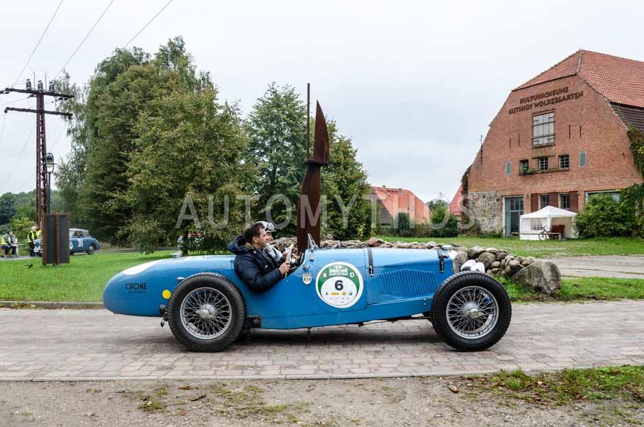 Automythos | 6. Hamburg Berlin Klassik Rallye 2013 | 6 | Jörg Crone &  Anna Maria Crone |  Riley TT Sprite