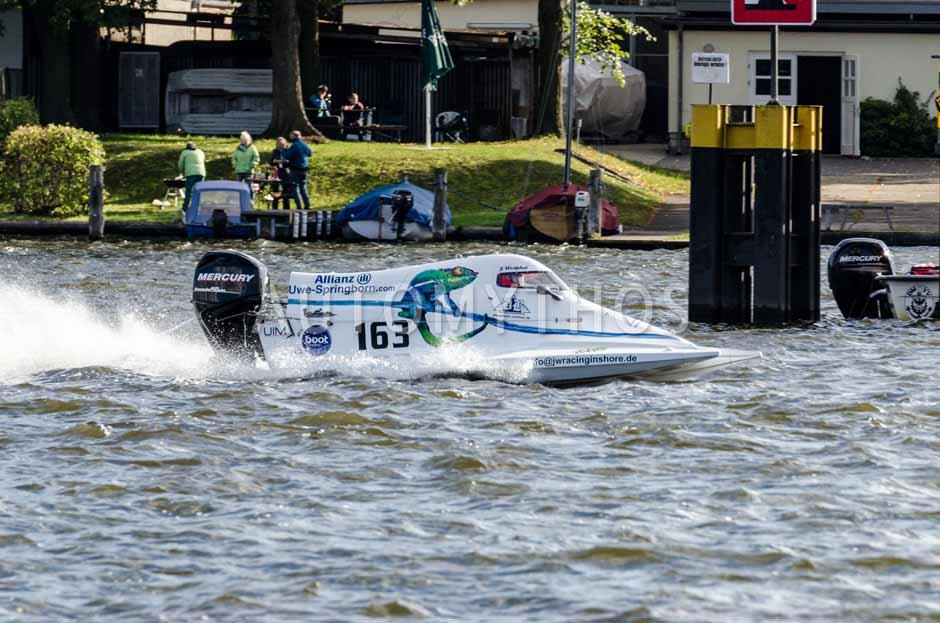 Automythos | Motorboote Grünau 2013 | 163 | Jens Westphal | ADAC Masters