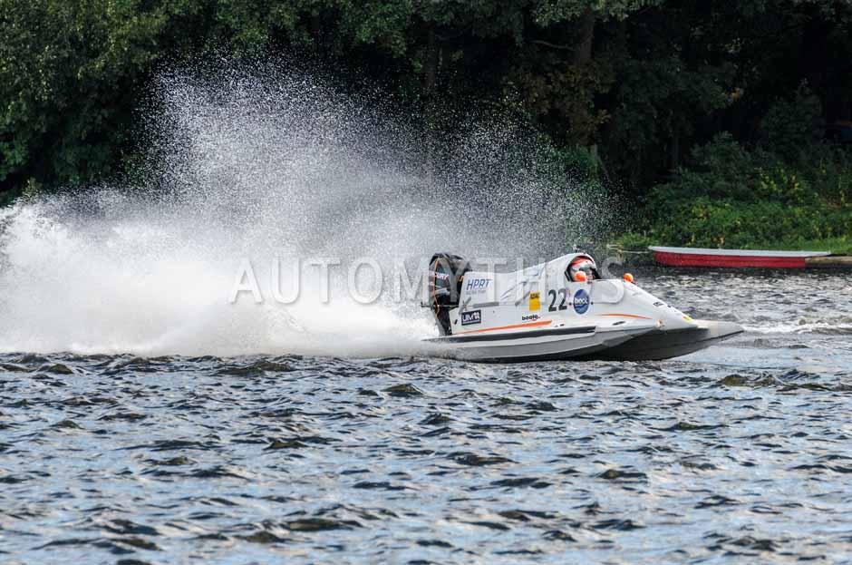 Automythos | Motorboote Grünau 2013 | 22 | Attila Horvath | ADAC Masters