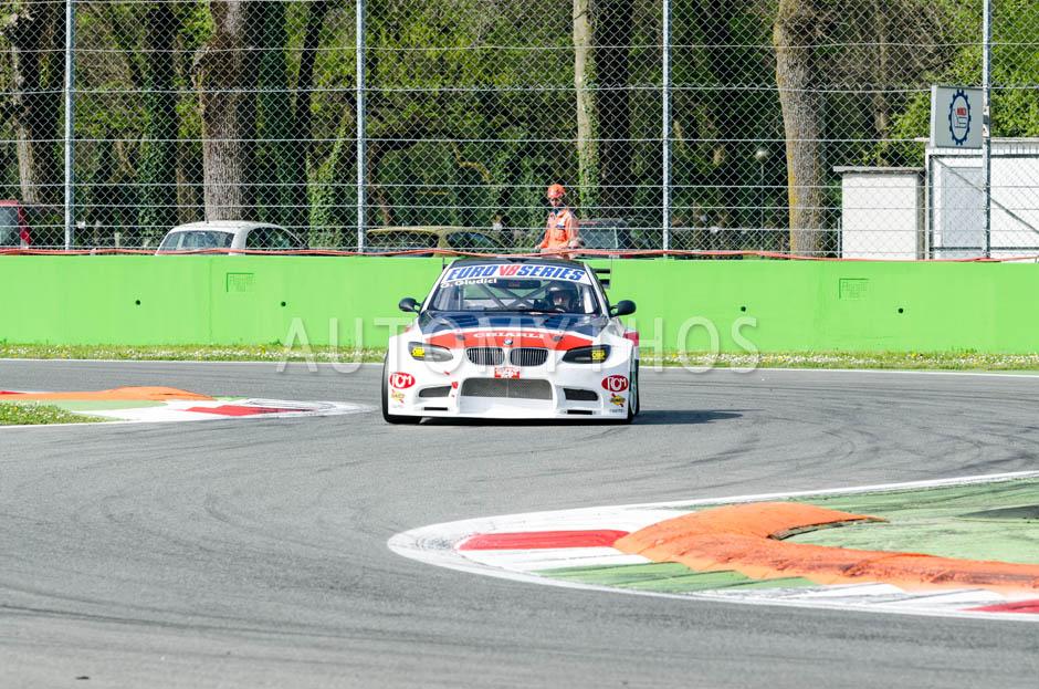 Automythos | Euro V8 Series 2014 Monza | 09 | Gianni Giudici | BMW M3 E92