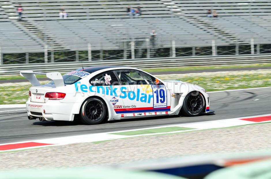 Automythos   Euro V8 Series 2014 Monza   19   Maurizio Copetti   BMW M3 E92