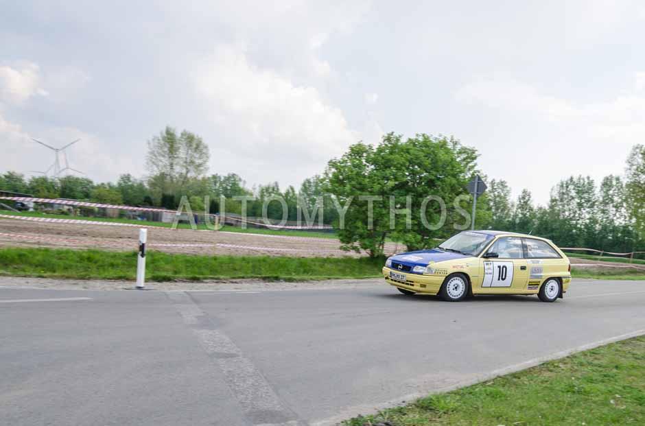 Automythos | 15. Fontane Rallye 2014 | 10 | Martin Brade & Martin Schwarz | Opel Astra