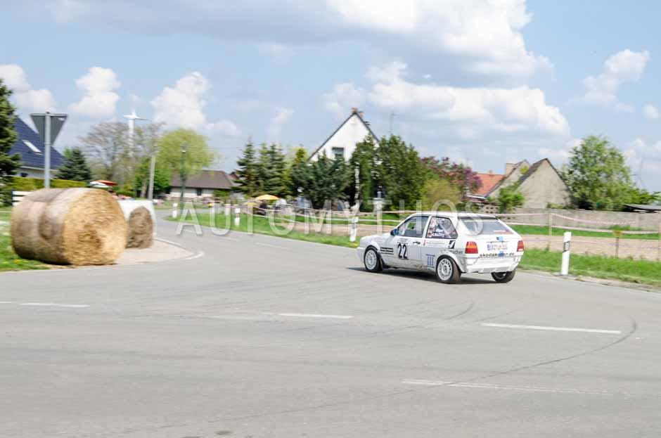 Automythos   15. Fontane Rallye 2014   22   Lars Meyer & Andreas Weißflog   Volkswagen Polo Typ 86C 2F