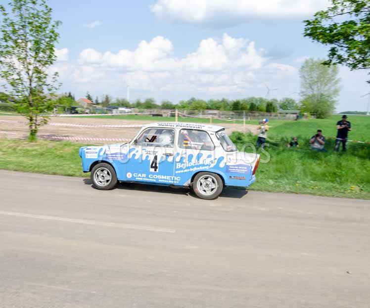 Automythos | 15. Fontane Rallye 2014 | 4 | Norbert Stanislawski & Thomas Heise | Trabant P601