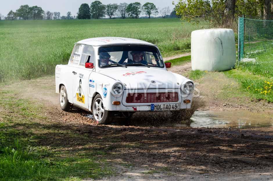 Automythos | 15. Fontane Rallye 2014 | 6 | Eckhard Eichhorst & Michael Klemke | Trabant P601