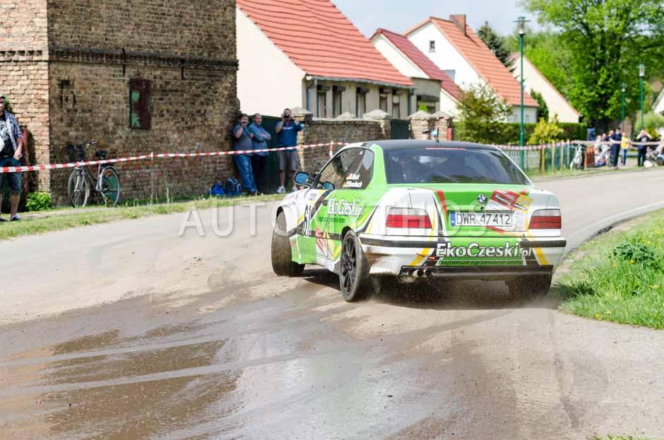 Automythos   15. Fontane Rallye 2014   61   Marc Bach & Patrick Hoßbach   BMW M3 E36