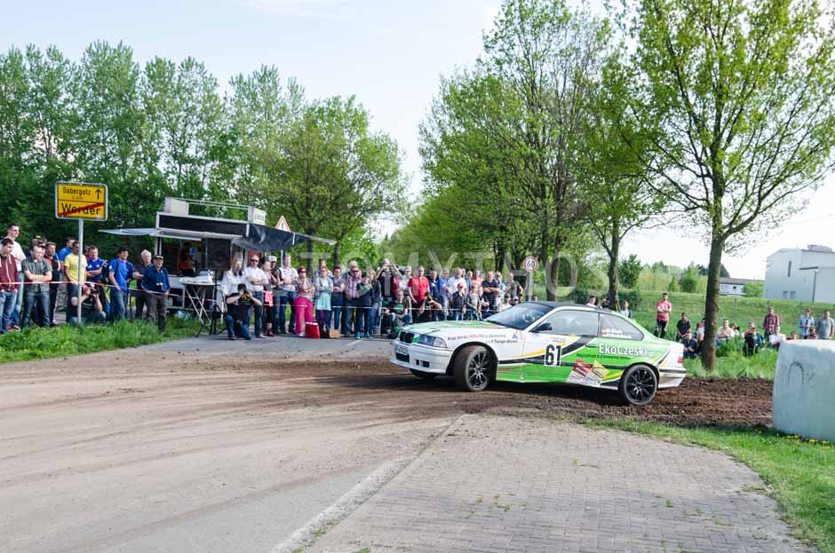Automythos | 15. Fontane Rallye 2014 | 61 | Marc Bach & Patrick Hoßbach | BMW M3 E36