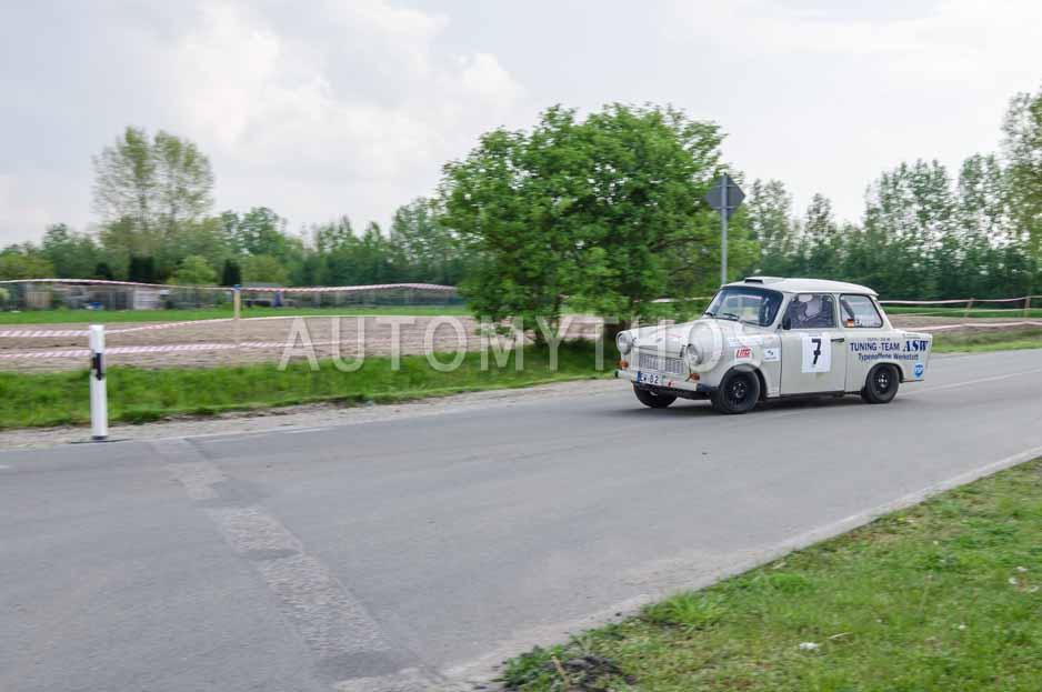 Automythos | 15. Fontane Rallye 2014 | 7 | Bernd Wörtzel & Christopher Parpart | Trabant P601