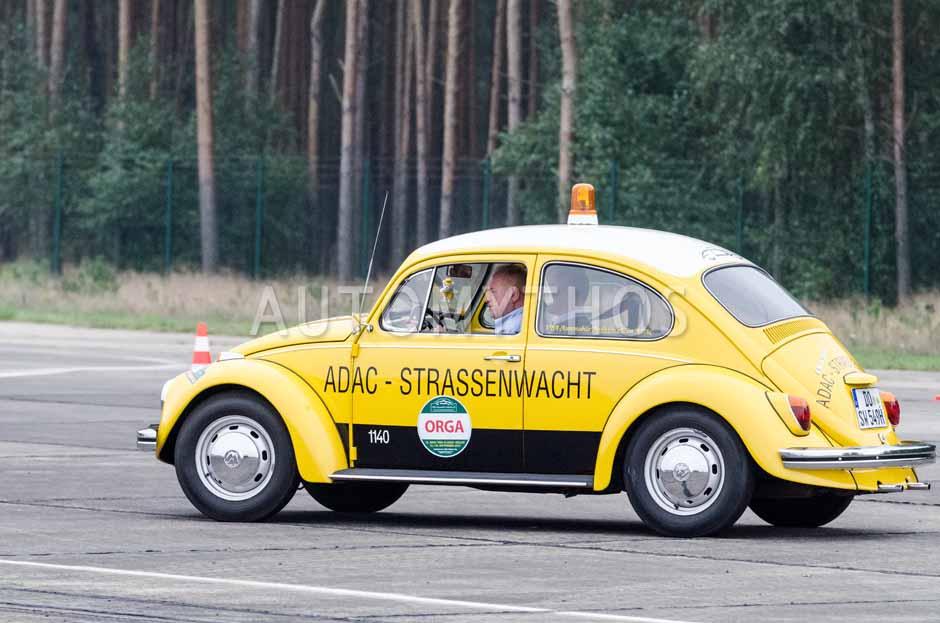 Automythos | 12. VBA Classic Rallye 2014 | Jürgen Stamm | Volkswagen Käfer ADAC Straßenwacht