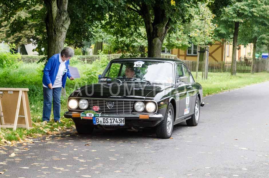 Automythos | 12. VBA Classic Rallye 2014 | 10 | Dieter Schopp & Lutz Müller | Lancia 2000 HF