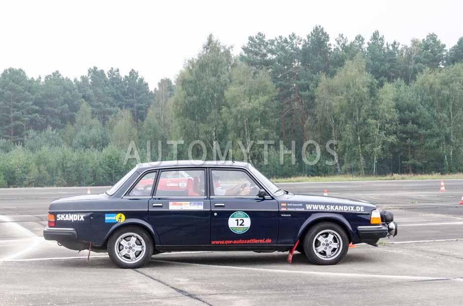 Automythos | 12. VBA Classic Rallye 2014 | 12 | Günter Schmidt & Peter Wingens | Volvo 244 GL
