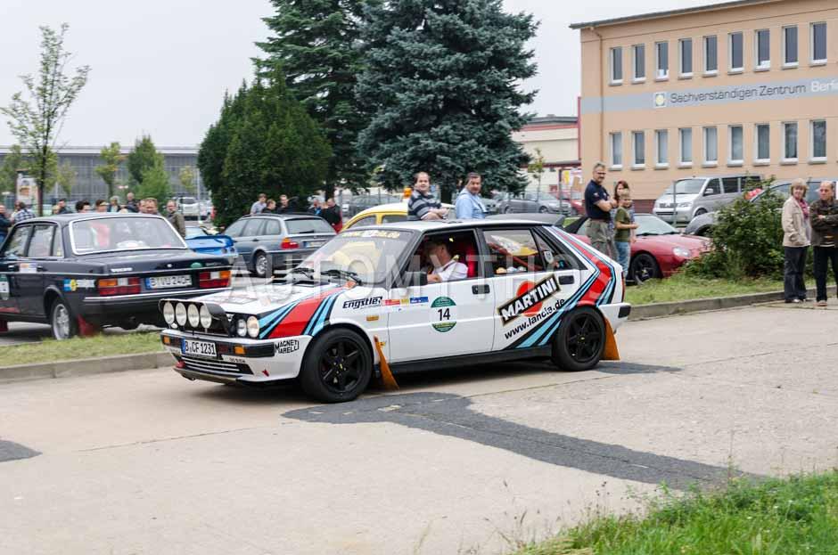Automythos | 12. VBA Classic Rallye 2014 | 14 | Christian Frieden & Martin Voß | Lancia Delta 4WD