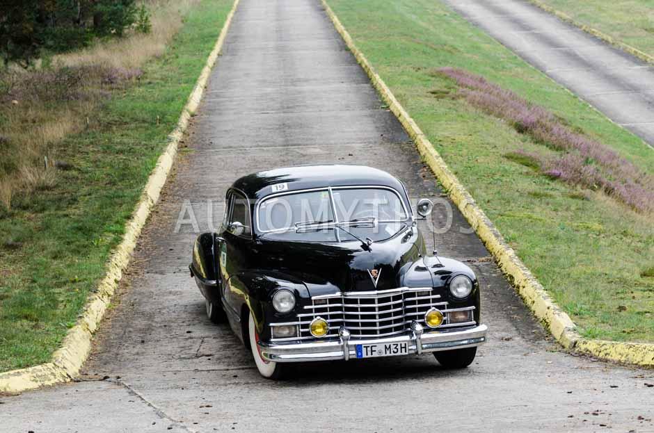 Automythos | 12. VBA Classic Rallye 2014 | 19 | Ron Allen & Michael Heinrich | Cadillac Series 62 Club Coupé