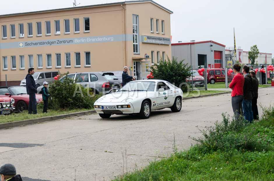 Automythos | 12. VBA Classic Rallye 2014 | 23 | Alicja Lundt & Silvia Lundt | Porsche 928