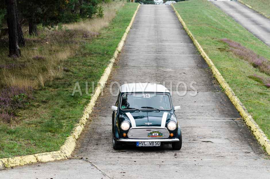 Automythos   12. VBA Classic Rallye 2014   24   Wolf Böttcher & Sanja Böttcher   Mini Cooper Rover