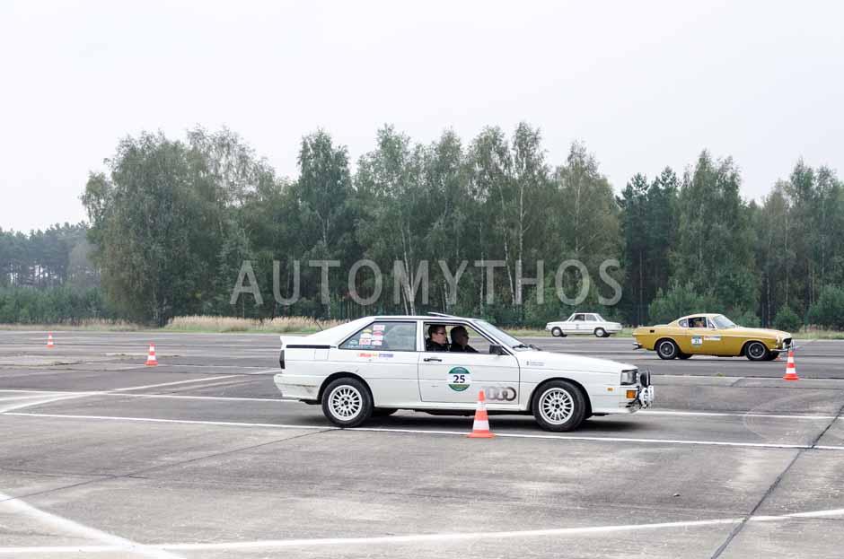 Automythos | 12. VBA Classic Rallye 2014 | 25 | Dietmar Gornig & Stephan Hinze | Audi Urquattro Coupé