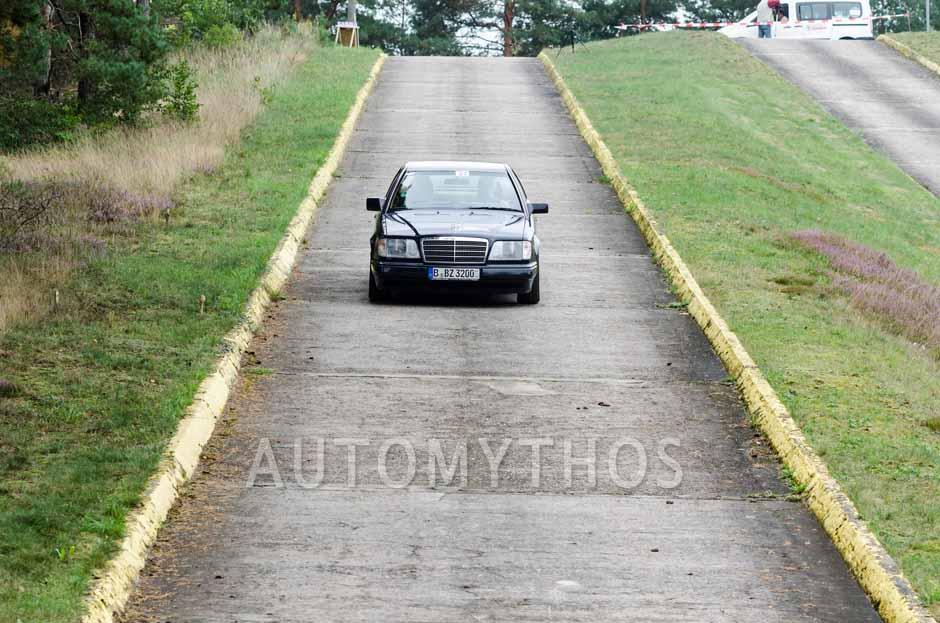 Automythos | 12. VBA Classic Rallye 2014 | 27 | Klaus Hoffmann & Oliver Hoffmann | Mercedes-Benz C124 E 320 Coupé
