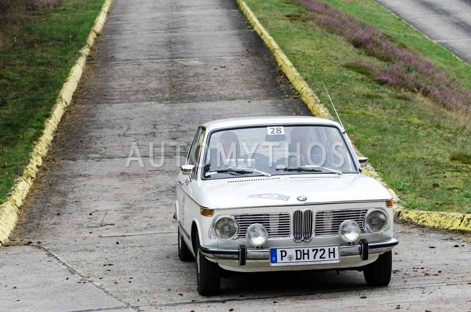 Automythos | 12. VBA Classic Rallye 2014 | 28 | Dirk Hottelmann & Stephan Klinkmüller | BMW 1602