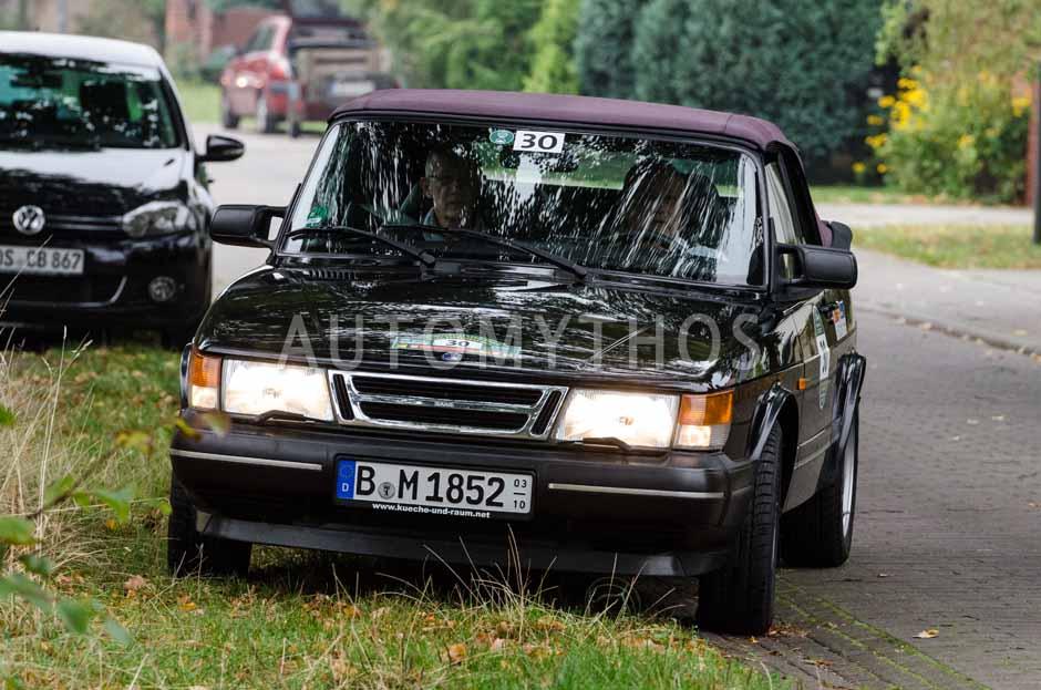 Automythos | 12. VBA Classic Rallye 2014 | 30 | Axel Meyer & Peter Hasenpusch | Saab 900i Cabriolet