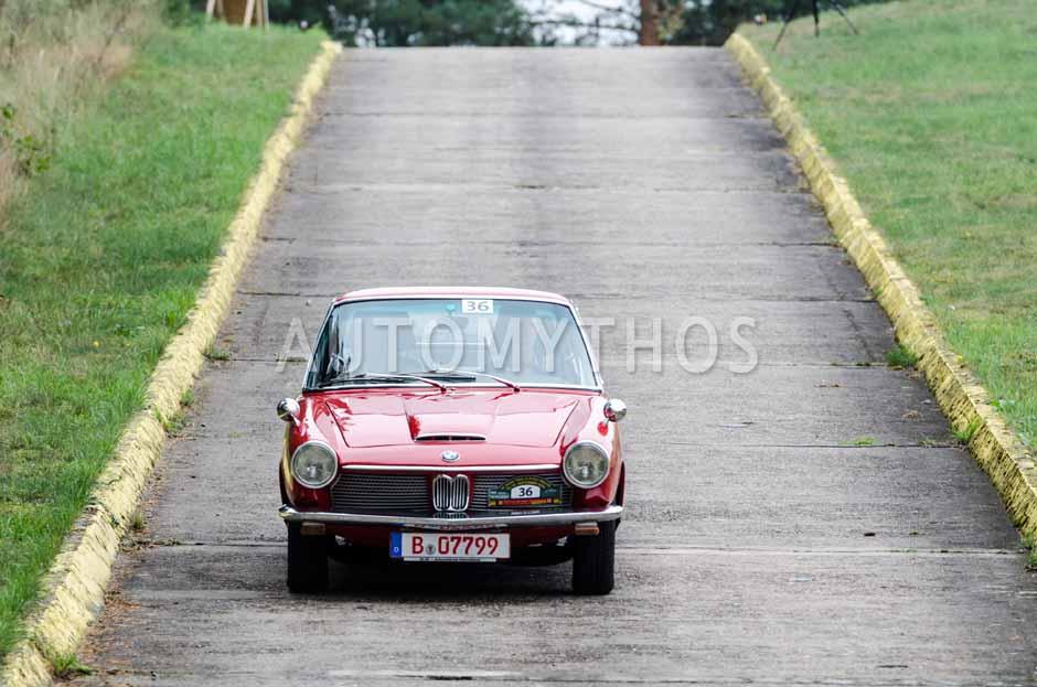 Automythos | 12. VBA Classic Rallye 2014 | 36 | Helmut Schmidtchen & Wolfgang Bigalke | BMW 1600 GT