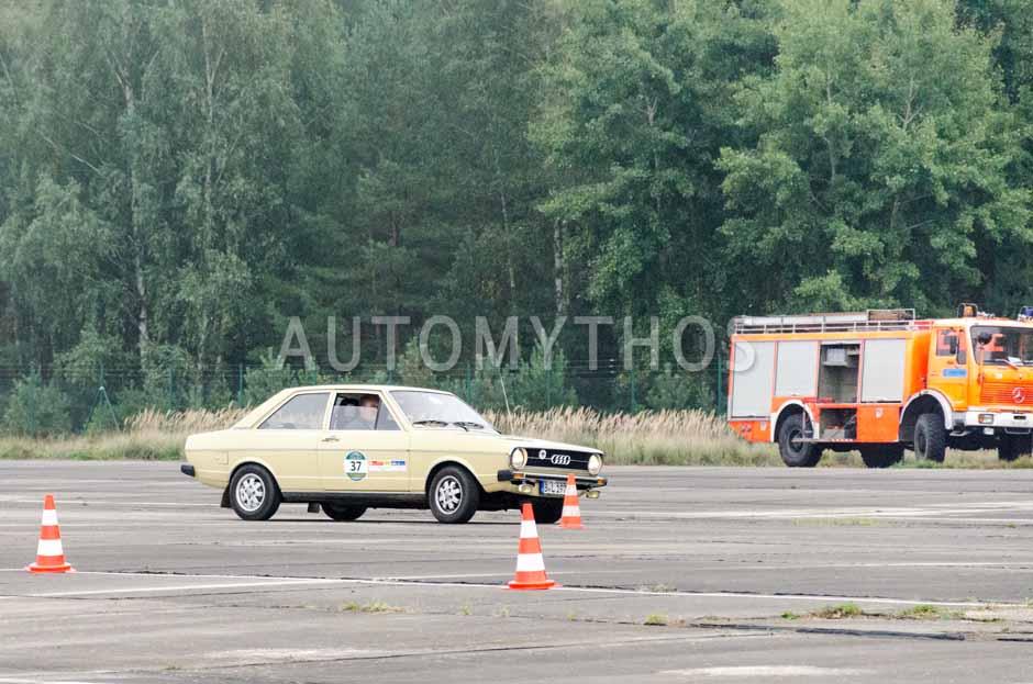 Automythos   12. VBA Classic Rallye 2014   37   Stephan Ortlepp & Jürgen Ortlepp   Audi 80L