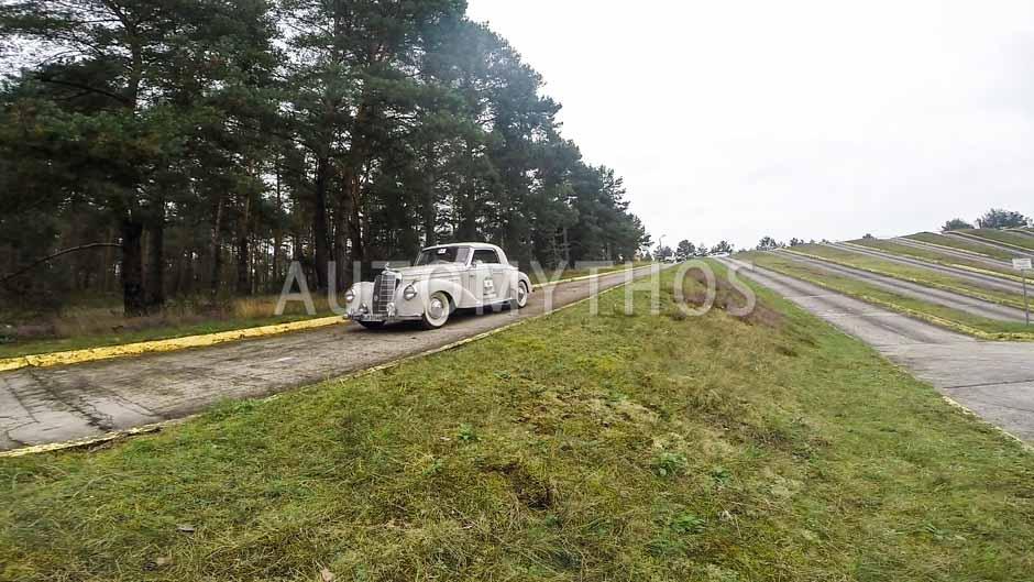 Automythos | 12. VBA Classic Rallye 2014 | 4 | Christian Wolter & Martin Kuschel | Mercedes-Benz W187 220 Coupé