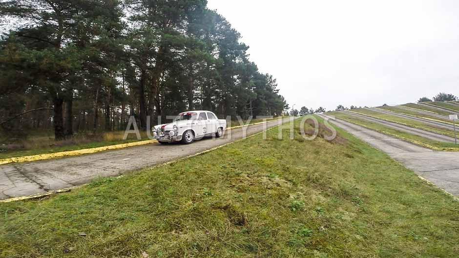 Automythos   12. VBA Classic Rallye 2014   40   Rolf-Jürgen Maier-Lenz & Peter Foerst    Alfa Romeo Giulietta Berlina Ti