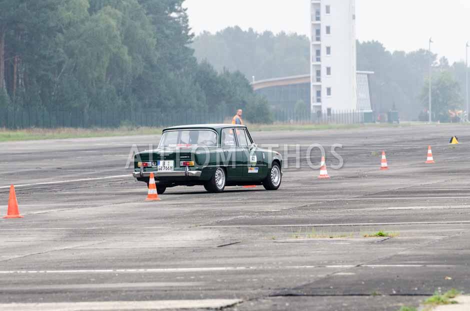 Automythos | 12. VBA Classic Rallye 2014 | 41 | Nils Turner & Bernd Reibeholz | Alfa Romeo Giulia ti