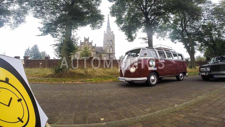 Automythos | 12. VBA Classic Rallye 2014 | 5 | Gabriele Lemke | Volkswagen T1 Samba Bus