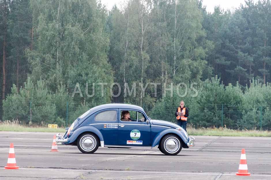 Automythos | 12. VBA Classic Rallye 2014 | 7 | Klaus Köppen & Natascha Köppen | Volkswagen Käfer