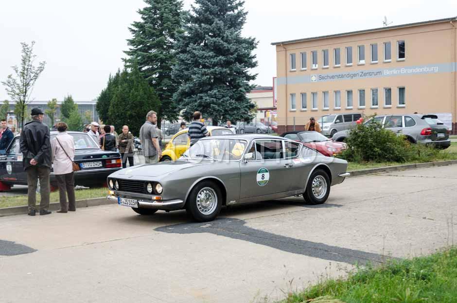 Automythos | 12. VBA Classic Rallye 2014 | 8 | Andreas Stamm & Albrecht Müller | Ford OSI