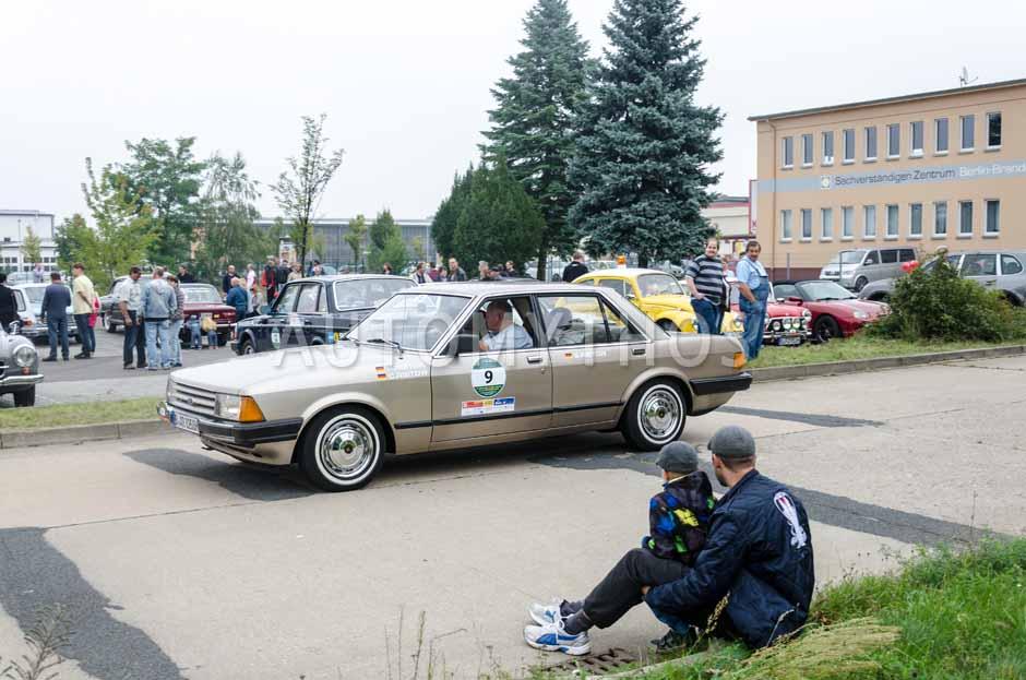 Automythos | 12. VBA Classic Rallye 2014 | 9 | Andeas Ristow & Cordula Ristow | Ford Granada