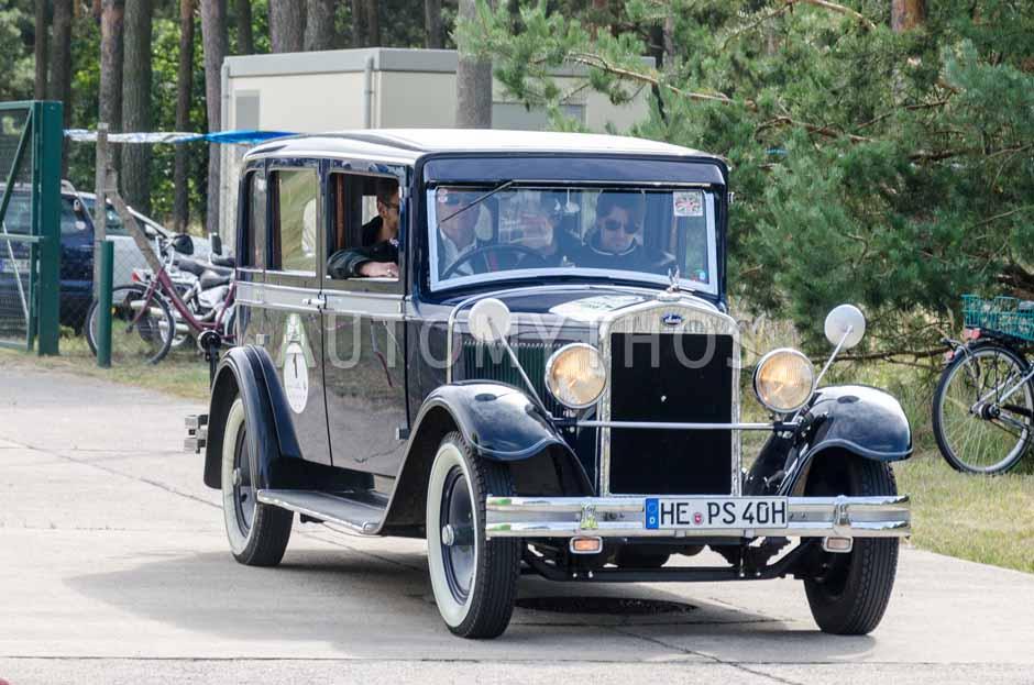 Automythos | 7. Hamburg Berlin Klassik 2014 | 1 | Peter Sudeck & Alexander de Becker | Skoda 645
