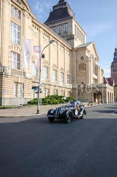 Automythos | 7. Hamburg Berlin Klassik 2014 | 11 | Ulrich Knieps & Katarina Witt | BMW 328