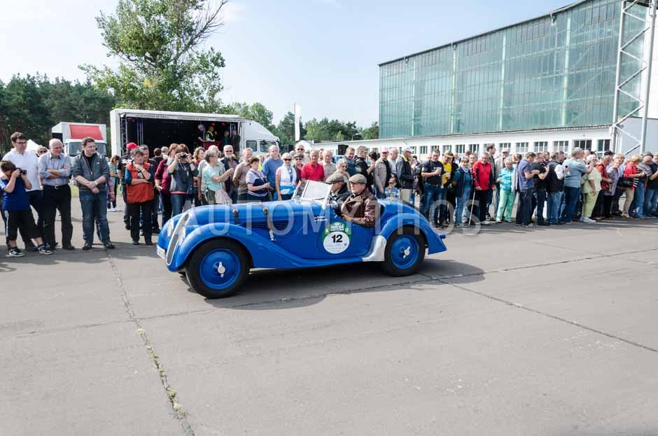 Automythos | 7. Hamburg Berlin Klassik 2014 | 12 | Dr. Hans H. Hamer & Boris Rogosch | BMW 328