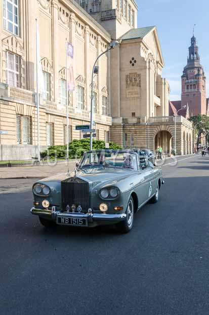 Automythos | 7. Hamburg Berlin Klassik 2014 | 13 | Peter Nottmeier & Ruth Hucklenbroich | Rolls-Royce Silver Cloud Drophead Coupé Mulliner