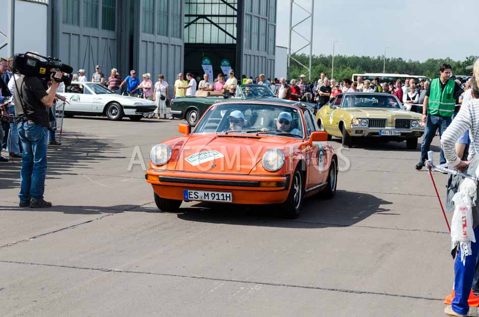 Automythos | 7. Hamburg Berlin Klassik 2014 | 150 | Michael Haspel & Ralph Margenfeld | Porsche 911