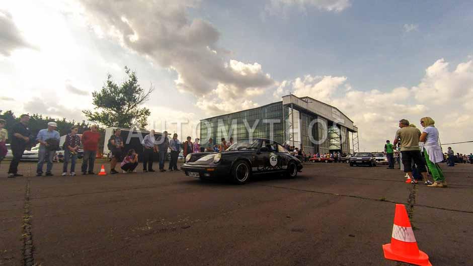 Automythos | 7. Hamburg Berlin Klassik 2014 | 152 | Sven Weide-Weddig  & Grietje Weide-Weddig | Porsche Carrera 3.0