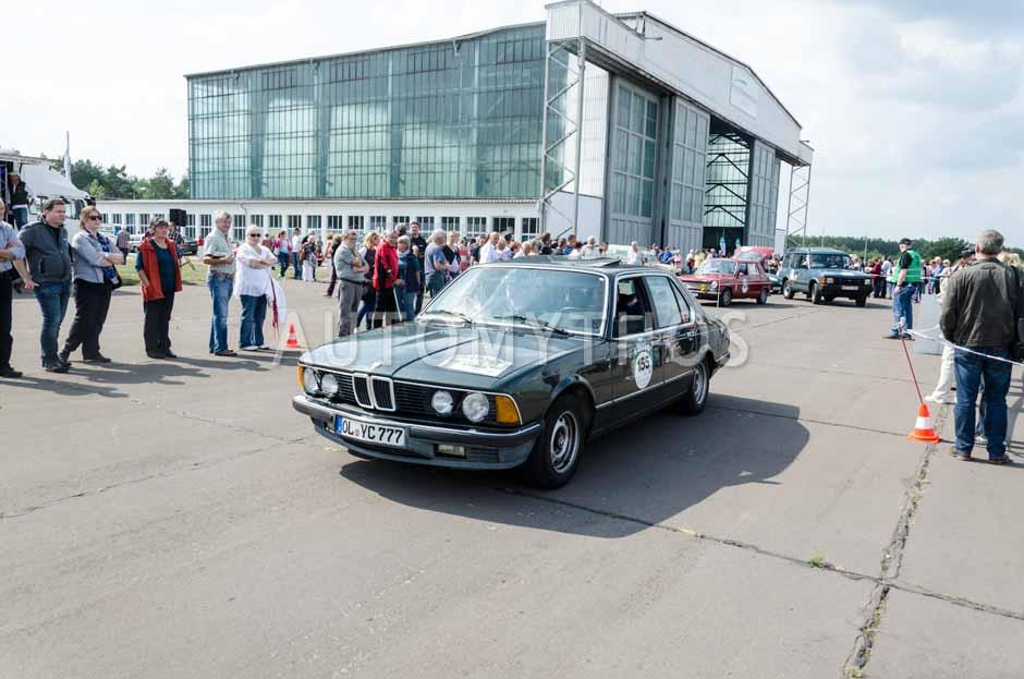 Automythos | 7. Hamburg Berlin Klassik 2014 | 155 | Martin Vorwahl & Oliver Borgmann | BMW E23 732i