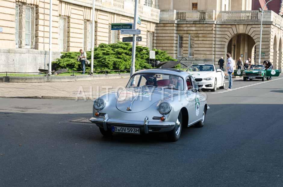 Automythos | 7. Hamburg Berlin Klassik 2014 | 64 | Veit Oos & Karin Maria Oos | Porsche 356 B T5