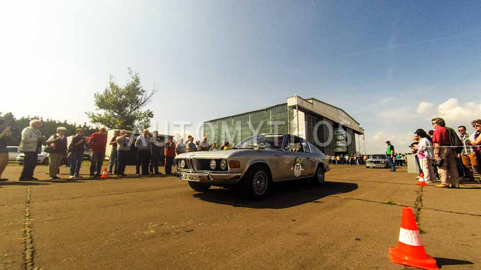 Automythos | 7. Hamburg Berlin Klassik 2014 | 73 | Stefan Grundhoff & Frank Neumann | BMW 2002 GT4