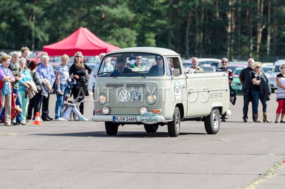 Automythos | 7. Hamburg Berlin Klassik 2014 | 80 | Thomas Wempe & Edwin Baaske | Volkswagen Transporter T2 Pritsche