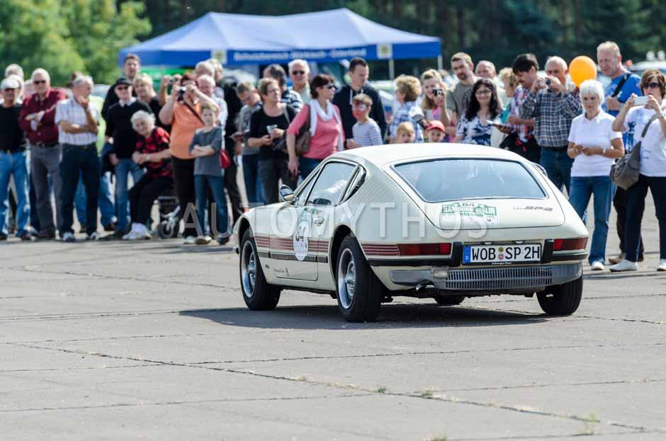 Automythos | 7. Hamburg Berlin Klassik 2014 | 84 | Bernhard Kadow & Lars Peters | Volkswagen SP2 1600